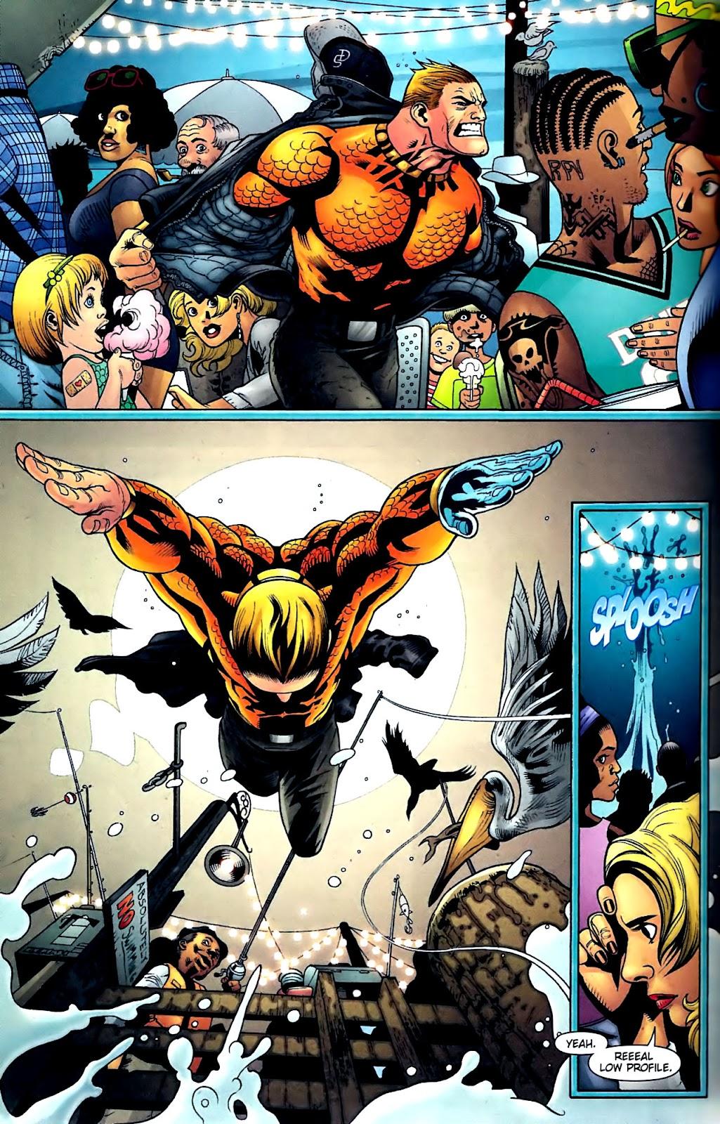 Aquaman (2003) Issue #32 #32 - English 9