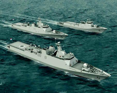 angkatan laut republic indonesia :