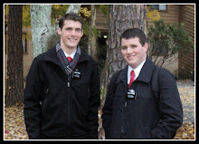 Elder Graham and Elder Holcombe