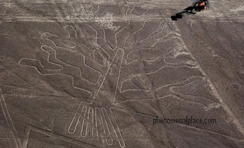 Asian nazca lines the