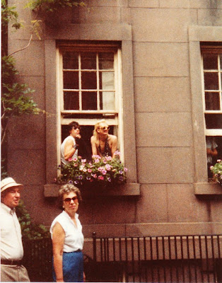 Here are photos I took at the 1983 New York City Gay Pride Parade.