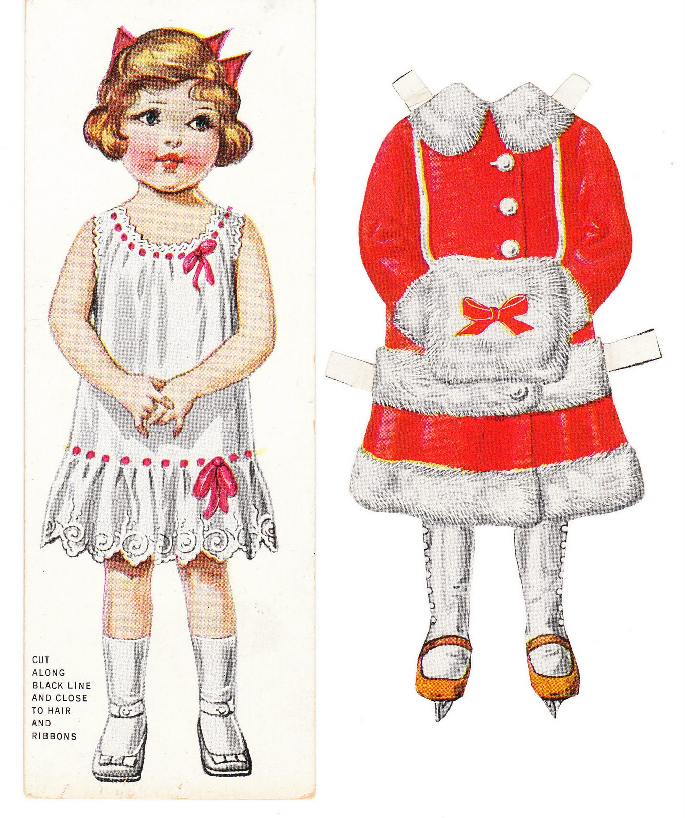 The Paper Collector: 2011 International Paper Doll Convention update
