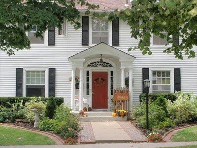 A Romantic Porch September 39 S Porch