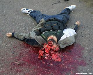 50 Cal Sniper Headshot
