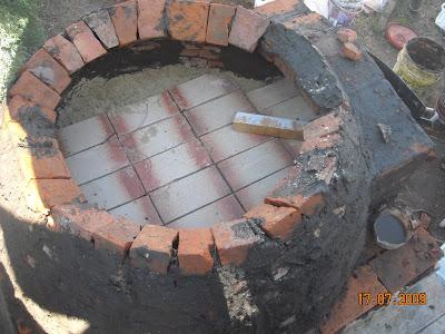 Construcci n de un horno de barro paso a paso taringa - Materiales para hacer un horno de lena ...