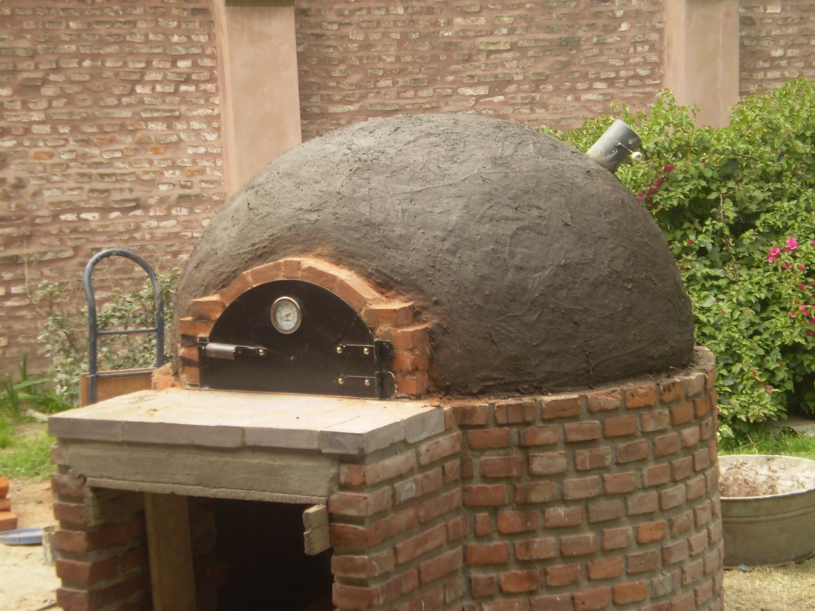 Hornos pizzeros artesanales zona norte oeste y sur - Hornos de barro ...