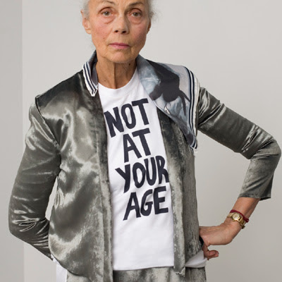 Being a grumpy old woman or being the old rebellion?