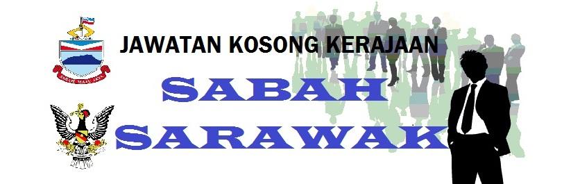 Jawatan Kosong  Kerajaan (Sabah & Sarawak)