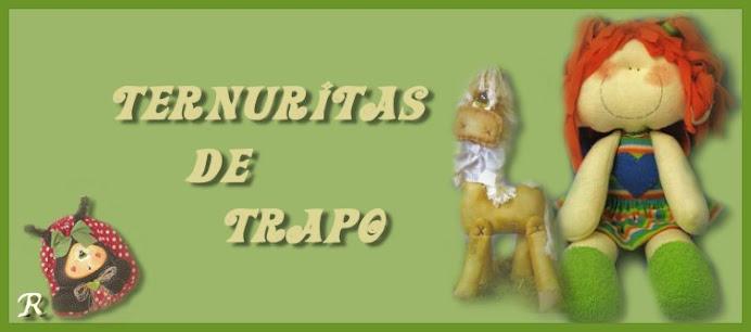 TERNURITAS DE TRAPO