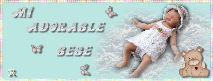 MI ADORABLE BEBE: muñecos tiernos