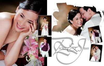 Utube Wedding Songs on Paolo   Jenny Wedding Album Layout   Deejames   Zimbio