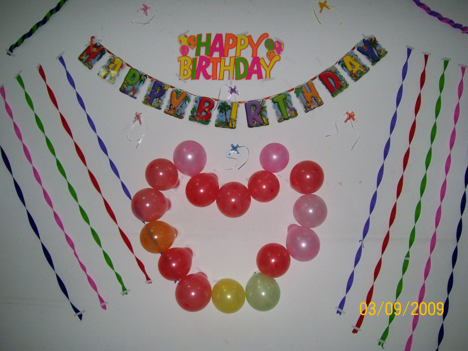 Birthday Wall Decorations Images Image Inspiration of Cake and