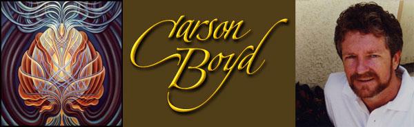 Carson Boyd