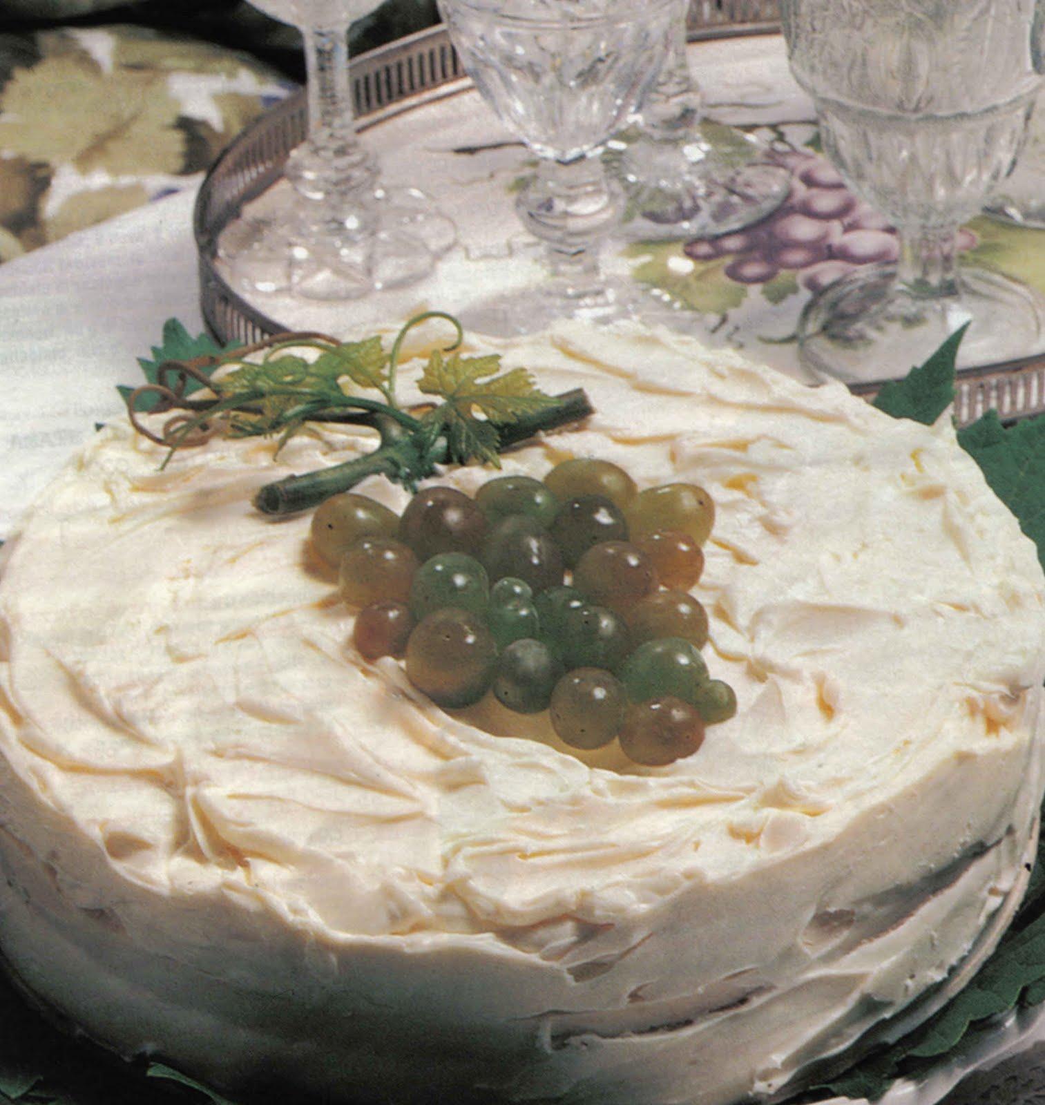 Torta di formaggio all 39 uva la cucina di susana - Calorie uva bianca da tavola ...