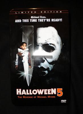 Halloween 5 – La venganza de Michael Myers (1989)