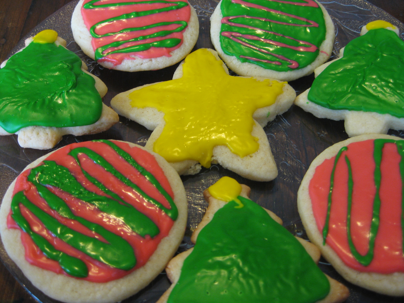 aunt ethels sugar cookies lovefeast table - Betty Crocker Christmas Cookie Recipes