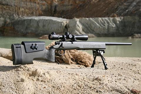 sniper arma que atinge longo alcance