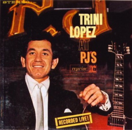 Trini Lopez A-me-ri-ca - Let It Be Known