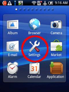 Screenshot Ponsel Android dari Ubuntu Device-droid2