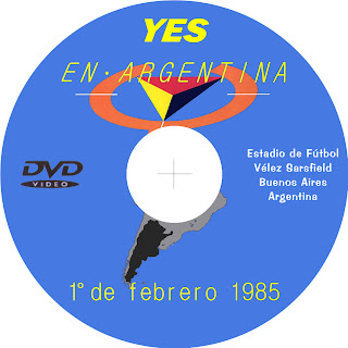 Yes - 1985-02-01 - Buenos Aires, ARG