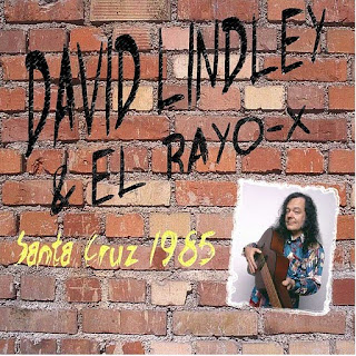 David Lindley with El Rayo X - 1985-09-20 - Santa Cruz, CA