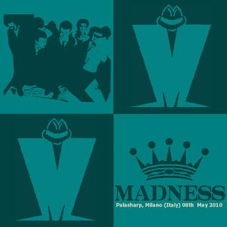 Madness - 2010-05-08 - Milan, Italy