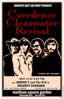 Creedence Clearwater Revival - 1970-05-13 - New York, NY