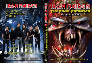 Iron Maiden - 2010-07-11 - Holmdel, NJ, USA (DVDfull aud-shot)