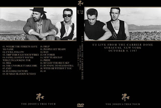 U2 - 1987-10-09 - Syracuse, NY (Dvdfull pro-shot)
