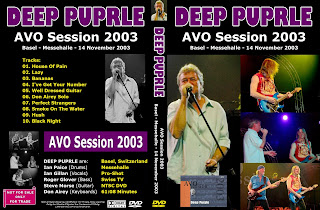 Deep Purple - 2003-11-14 - Basel, Switzerland (DVDfull pro-shot)