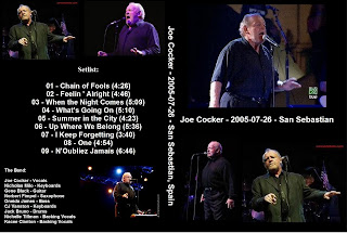 Joe Cocker - 2005-07-26 - San Sebastian, Spain (DVDfull pro-shot)