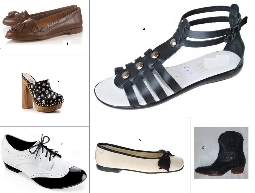 Zapatillas de mujer bajitas
