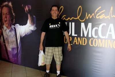 Paul no Brasil 2010