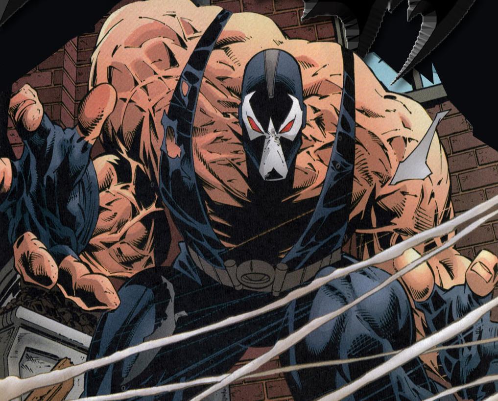 A jövő Gotham Cityben Bane