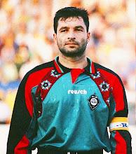 """Son Milli futbolcumuz """"Bidon"""" Şanver"""