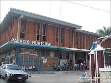 PALACIO MUNICIPAL DE CHIQUIMULILLA.