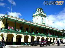 PALACIO MUNICIPAL DE CHIANTLA HUHUETANGO