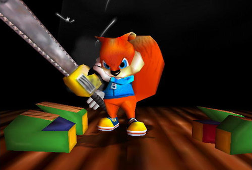 Conker's Bad Fur Day  full pc game free download