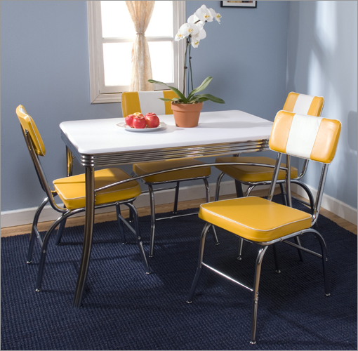 Bandita Does Midwest: Dining Furniture