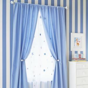 Ediciones y confeciones confecciones de cortinas para el for Cortinas habitacion bebe