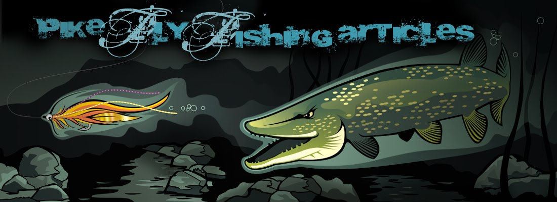 Pike fly-fishing articles