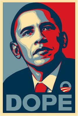 obama dope