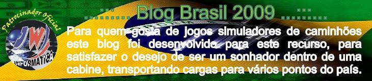...:::... Blog Brasil 2009 ...:::...