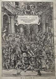 Andrea Vesalius e os estudos anatómicos