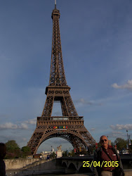 Lee & the Eifle Tower