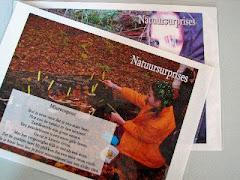 Natuursurprises - Opdrachtkaarten