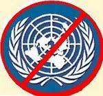 No a la ONU