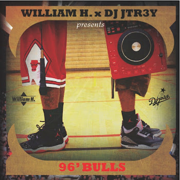 William H x DJ JTR3Y Presents: '96 BULLS