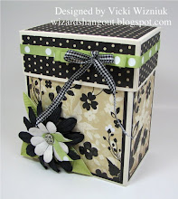 Large A2 Card Box Tutorial