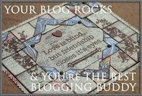 Premio Your Blog Rock